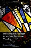 Freedom and Necessity in Modern Trinitarian Theology book cover