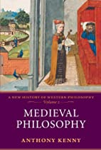 Medieval Philosophy: A New History of…