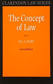 The Concept of Law (Clarendon Law Series) af…