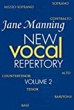 New vocal repertory : an introduction / by Jane Manning