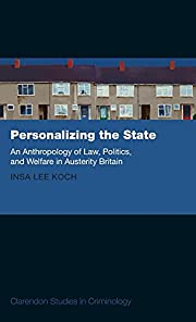 Personalising the state : the anthropology…