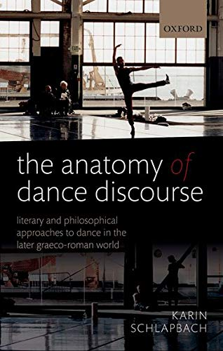 The anatomy of dance discourse