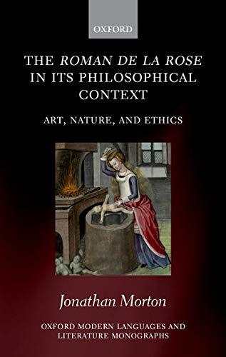 The roman de la rose in its philosophical context