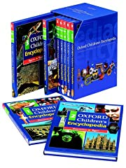 Oxford children's encyclopedia av Ben Dupré