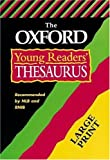 The Oxford young readers' thesaurus
