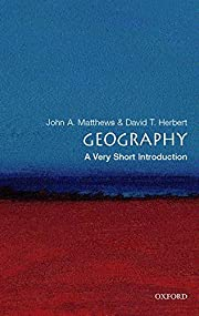 Geography: A Very Short Introduction –…