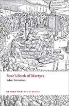 Foxe's Book of Martyrs: Select…