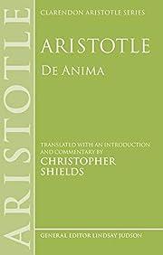 De anima af Aristotle,