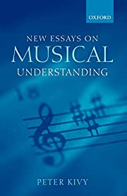 New Essays on Musical Understanding af Peter…