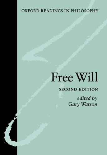 Free Will, by Watson, G