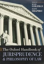 The Oxford Handbook of Jurisprudence and…