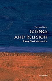 Science and Religion: A Very Short…