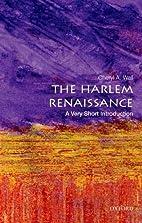 The Harlem Renaissance: A Very Short…