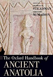 The Oxford Handbook of Ancient Anatolia…