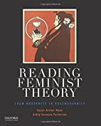 Reading Feminist Theory: From Modernity to…