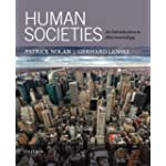 Human Societies : An Introduction to Macrosociology