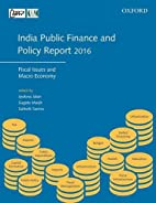 India Public Finance and Policy Report 2016:…
