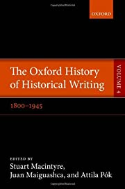 The Oxford history of historical writing af…