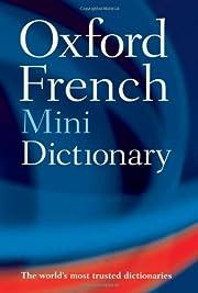 Oxford French Mini Dictionary de Oxford…