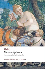 Metamorphoses (Oxford World's Classics)…