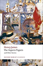 The Aspern Papers and Other Stories (Oxford…