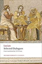 Selected Dialogues by Lucian