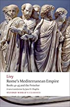 Rome's Mediterranean Empire: Books…