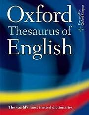 Oxford Thesaurus of English de Oxford…