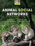 Animal Social Networks by Jens Krause
