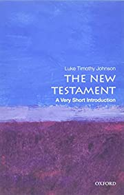 The New Testament: A Very Short Introduction…