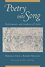 Poetry into Song : Performance and Analysis…