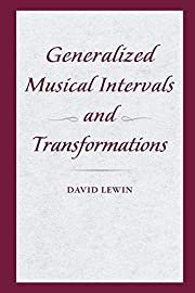 Generalized Musical Intervals and…