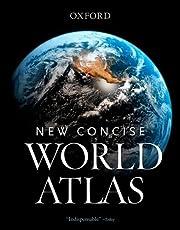 New Concise World Atlas av Oxford University…