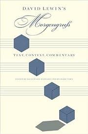 David Lewin's Morgengruss : Text, Context,…