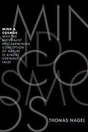 Mind & Cosmos: Why the Materialist…