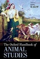 The Oxford Handbook of Animal Studies…