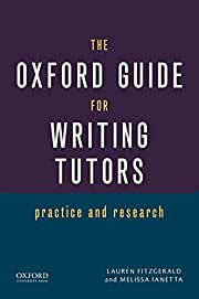 The Oxford Guide for Writing Tutors:…