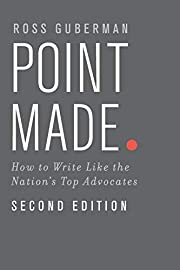 Point made : how to write like the…