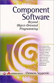Component Software: Beyond Object-Oriented…