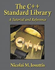 The C++ Standard Library: A Tutorial and…