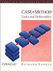Case*Method: Tasks and Deliverables –…