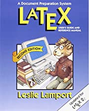 LaTeX: A Document Preparation System (2nd…