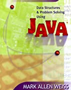 Data Structures and Problem Solving Using…