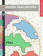 Inside Macintosh: Files by Apple Computer…