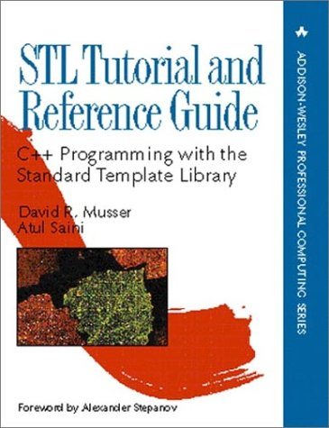 Pdf Stl Tutorial Reference Guide C Programming With The Standard