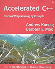 Accelerated C++: Practical Programming by…
