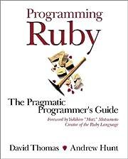 Programming Ruby: A Pragmatic Programmer's…