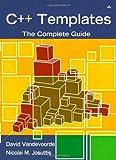 couverture du livre C++ Templates: The Complete Guide