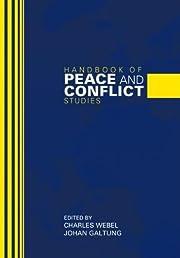 Handbook of peace and conflict studies av…