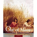 Out of Many Vol. 1 : A History of the American People